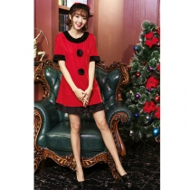 New Christmas Dress m1104