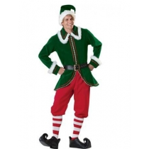 Green man Christmas costume M1106