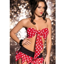 MIckey cosplay lingerie M40519