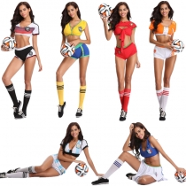 New Football Cheerleading Costume M40535