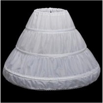 65CM children three bone hoop petticoat S033