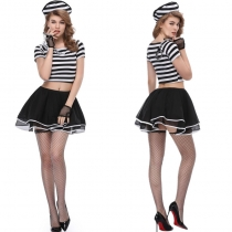 Cosplay Sailor Game Uniforms Adult Halloween Costume M40522