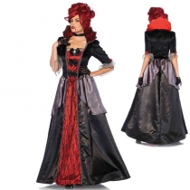 The Queen Vampire Gothic Costume M40540
