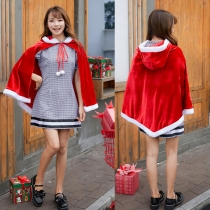 Little Red Riding Hood Christmas costume cosplay M1190