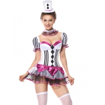 Woman Sexy Magician Costume Magic Show Wear M40399