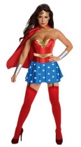 Sexy Super Girl Costume M4943