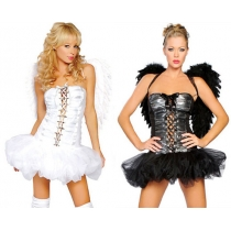 the black angel costume m4398