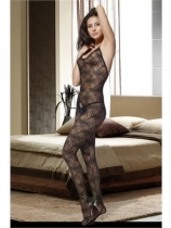 Cobweb lace bodystocking M1522