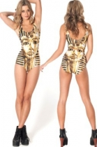 New style Egyptian pharaoh swimwear  M5262