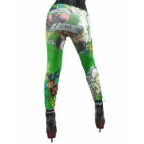 Seamless Tattoo Leggings trousers FG001G