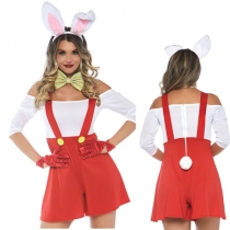 Ladies Cosplay Costume Bunny Girl Suits Costumes m40671