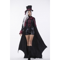 High quality Gothic Halloween Party Costume for Women m40373