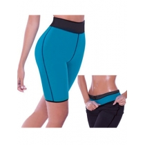 Women Sexy Neoprene Sport Two Way Pants For Adult M1352