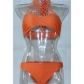Fashion Rope Highlight Bikini M5367